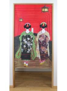 Noren Fushimi Inari