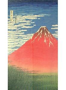Noren Vue du Mont Fuji