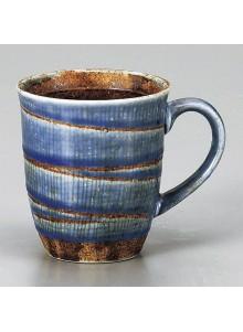 Mug Blue Uzu