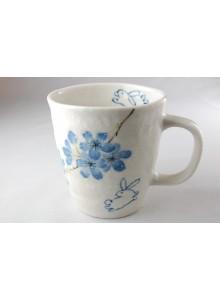 Mug Hana usagi blue