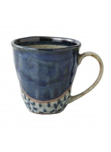 Mug Madori Karakusa Bleu