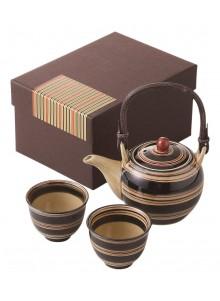 Service à thé Komasuki