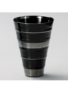 Tasse Platina Line Noire