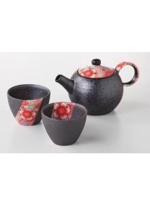 Service à thé Kyoyuzen