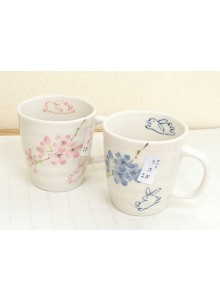 Mugs Sakura Usagi