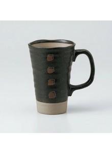 Mug Chigiri Fuchi noir