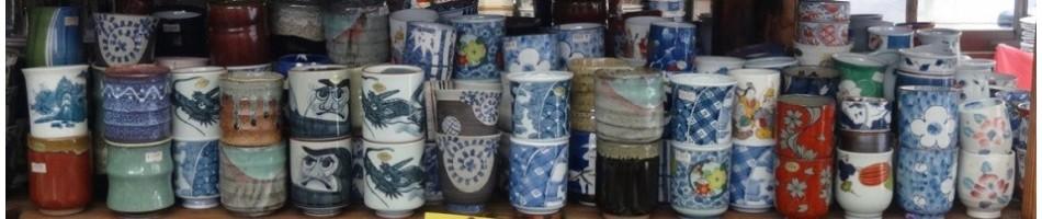 Tasses Japonaises en gros, grossiste de tasses japonaises